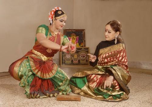 Krishnakshi_with_Indira_P_P_Bora
