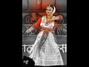 Sattriya Dance performance by Krishnakshi Kashyap in Malwa Festival, Indore