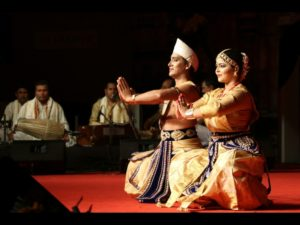Sattriya Music and Dance filling the prestigious Nishagandi stage in Kerala