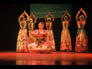 Sattriya Dance by Krishnakshi and group