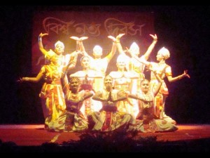 World Dance Day, Rabindra Bhavan