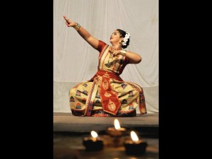 Sattriya performance by Krishnakshi in Sankar Mahotsav in Sankar Mahotsav in Sri Sri Sankar Mandir, Soalkuchi