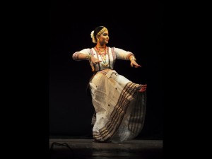 Krishnakshi's performance in World Dance Day 2014