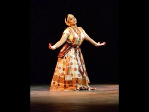 A moment of supreme devotion Sattriya Dance by Krishnakshi