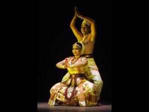 Krishnakshi and Guru Ramkrishna Talukdar