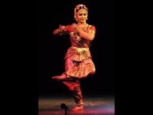 Krishnakshi Kashyap Bharatnatyam performance