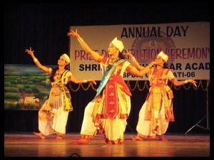 Annual Function of S.S.A., 2010-11
