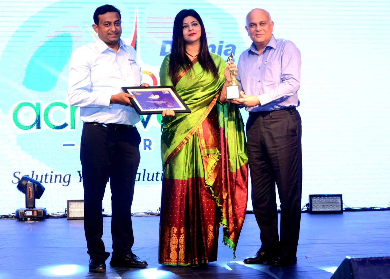 Krishnakshi Kashyap receives Young Achievers Award (YAA) 2020